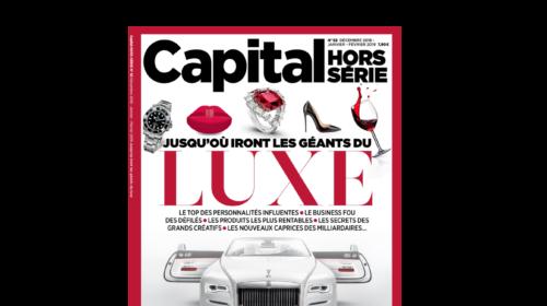 capital spécial luxe